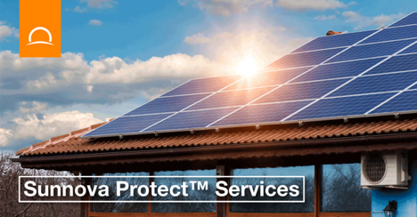 Sunnova protect services image